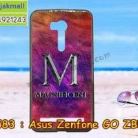 M3583-02 เคสยาง Asus Zenfone GO-ZB551KL ลาย Magnificent