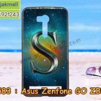 M3583-03 เคสยาง Asus Zenfone GO-ZB551KL ลาย Super S