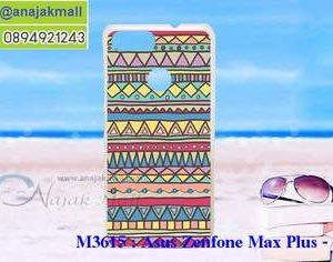 M3615-11 เคสแข็ง Asus Zenfone Max Plus-M1 ลาย Graphic IV