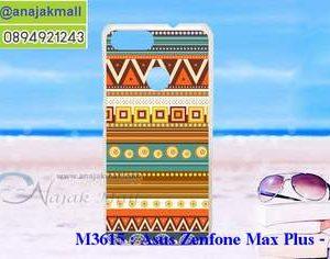 M3615-16 เคสแข็ง Asus Zenfone Max Plus-M1 ลาย Graphic II