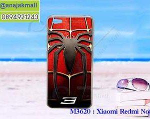 M3620-06 เคสแข็ง Xiaomi Redmi Note 5a ลาย Spider