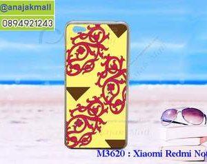 M3620-10 เคสแข็ง Xiaomi Redmi Note 5a ลาย Design D