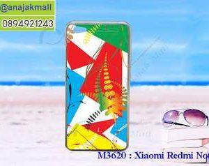 M3620-11 เคสแข็ง Xiaomi Redmi Note 5a ลาย ColorPlant