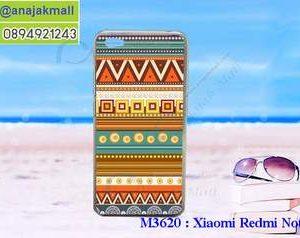 M3620-14 เคสแข็ง Xiaomi Redmi Note 5a ลาย Graphic II