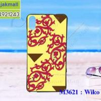 M3621-10 เคสยาง Wiko Robby 2 ลาย DesignD