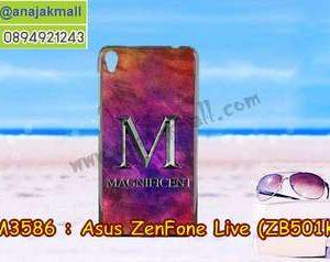 M3586-08 เคสแข็ง Asus Zenfone Live-ZB501KL ลาย Magnificent