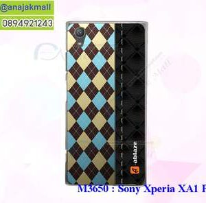 M3650-10 เคสแข็ง Sony Xperia XA1 Plus ลาย Classic 02