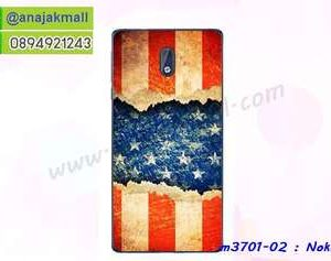 M3701-02 เคสแข็ง Nokia 3 ลาย Flag VV