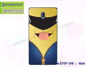 M3701-06 เคสแข็ง Nokia 3 ลาย Min IV