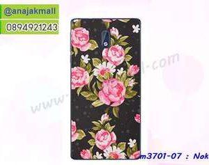 M3701-07 เคสแข็ง Nokia 3 ลาย Flower III