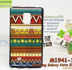 M1941-10 เคสยาง Samsung Galaxy Note Edge ลาย Graphic II