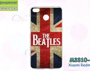 M3310-03 เคสแข็ง Xiaomi Redmi 4X ลาย The Beatles