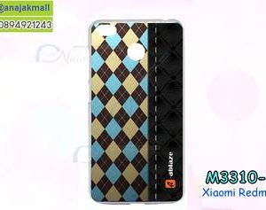 M3310-09 เคสแข็ง Xiaomi Redmi 4X ลาย Classic 02