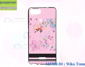 M3788-30 เคสยาง Wiko Tommy 3 ลาย BB Butterfly