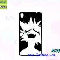 M3915-03 เคสแข็งดำ Asus Zenfone Live-ZB501KL ลาย Boy X22