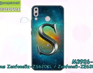 M3926-05 เคสยาง Asus ZenFone5-ZE620KL/ZenFone5z-ZS620KL ลาย Super S