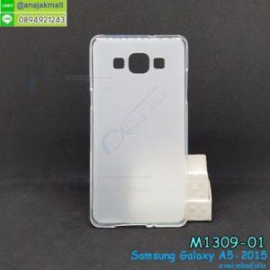 M1309-01 เคสยางใส Samsung Galaxy A5 - 2 015 สีขาว