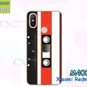 M4006-03 เคสแข็ง Xiaomi Redmi Note 5 ลาย Tape 01