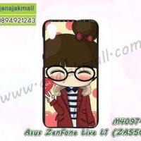 M4097-04 เคสยาง Asus ZenFone Live L1-ZA550KL ลาย Hi Girl