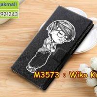 M3573-05 เคสฝาพับ Wiko Kenny ลาย RD X01