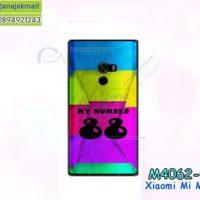 M4062-01 เคสแข็ง Xiaomi Mi Mix2 ลาย Number 88