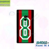 M4062-02 เคสแข็ง Xiaomi Mi Mix2 ลาย Number 8