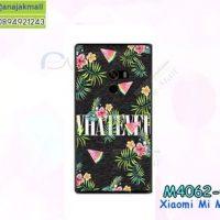 M4062-04 เคสแข็ง Xiaomi Mi Mix2 ลาย Flower X01