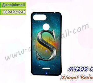 M4209-05 เคสยาง Xiaomi Redmi6 ลาย Super S