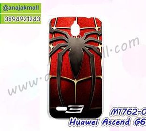 M1762-02 เคสแข็ง Huawei Ascend G610 ลาย Spider