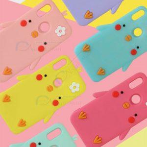 M4184 เคสยางตัวการ์ตูน Xiaomi Redmi S2 (เลือกสี)