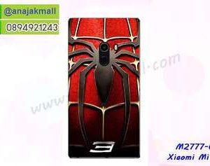 M2777-05 เคสแข็ง Xiaomi Mi Mix ลาย Spider