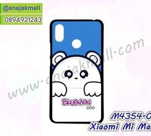 M4354-02 เคสยาง Xiaomi Mi Max3 ลาย Bluemon