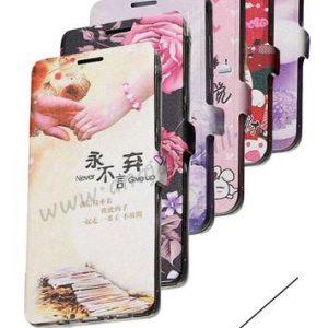 M4428 เคสหนังฝาพับ Xiaomi Redmi Note5 ลายการ์ตูน (เลือกลาย)