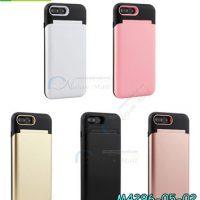 M4296 เคสกันกระแทก iPhone7 Plus/iPhone8 Plus (เลือกสี)