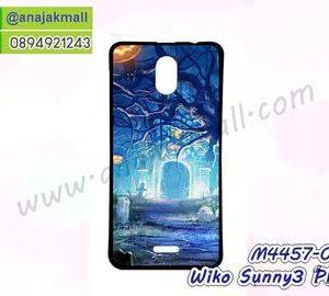 M4457-04 เคสยาง Wiko Sunny3 Plus ลาย Door X11