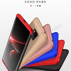 M4512 เคสประกบหัวท้ายไฮคลาส Huawei Mate20 Pro (เลือกสี)
