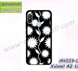 M4559-04 เคสยาง Xiaomi Mi A2 Lite ลาย Flower X11