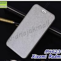 M4623-05 เคสหนังฝาพับ Xiaomi Redmi S2 สีขาว