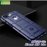 M4626-02 เคส Rugged กันกระแทก Xiaomi Mi8 Lite สีน้ำเงิน