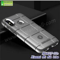 M4627-03 เคส Rugged กันกระแทก Xiaomi Mi A2 Lite สีเทา