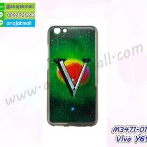 M3471-01 เคสยาง Vivo Y69 ลาย Super V
