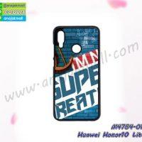 M4754-01 เคสแข็ง Huawei Honor10 Lite ลาย Super