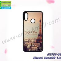 M4754-06 เคสแข็ง Huawei Honor10 Lite ลายหอไอเฟล II