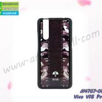 M4757-01 เคสแข็งดำ Vivo V15 Pro ลาย Ayia 01
