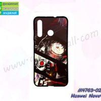 M4763-02 เคสยาง Huawei Nova4 ลาย Eye X01