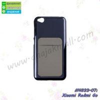 M4833-07 เคสยางหลังบัตร Xiaomi Redmi Go สีเทา