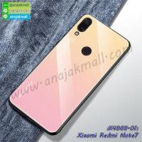 M4868-01 เคสขอบยางอะคริลิคพรีเมียม Xiaomi Redmi Note7 Type A