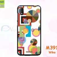 M3917-54 เคสยาง Wiko View Max ลาย Vector_OS