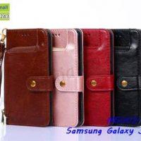 M5002 เคสกระเป๋า Samsung Galaxy J7 Plus (เลือกสี)