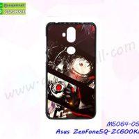 M5064-05 เคสแข็งพิมพ์ลาย Asus ZenFone5Q-ZC600KL ลาย Eye X01